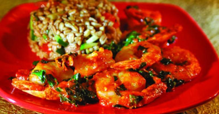 Shrimp Tikka Masala