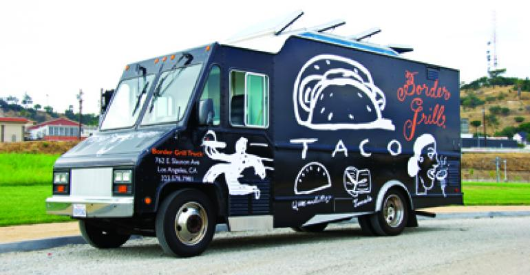 Technomic: Open road for food trucks