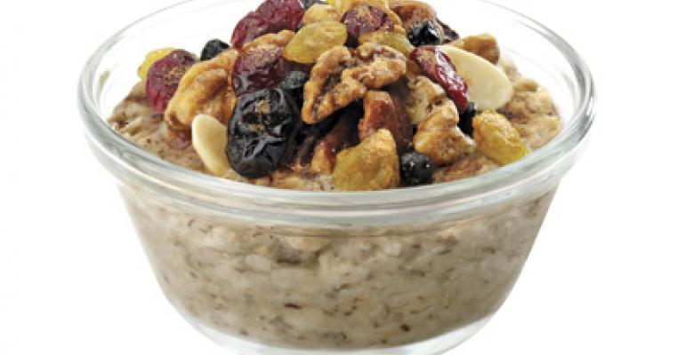 Chick-fil-A to roll out oatmeal