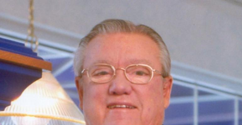 Culver's founder, George M. Culver, dies