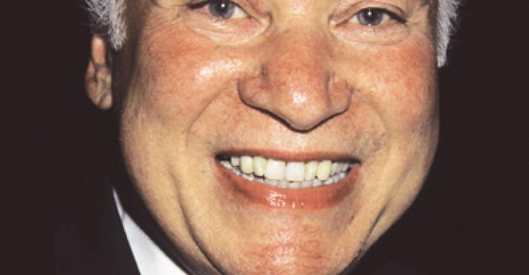 Famed restaurateur George Lang dead at 86