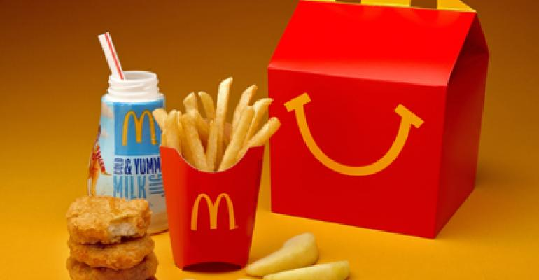 McD increases commitment to a more healthful menu