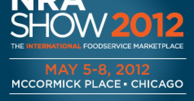 National Restaurant Association changes 2012 NRA Show dates