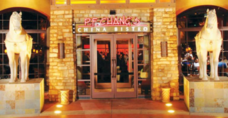 P.F. Chang's outlines turnaround plan