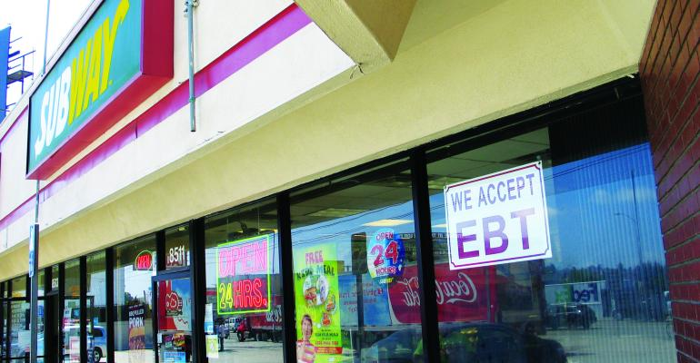 Operators push for EBT acceptance at restaurants