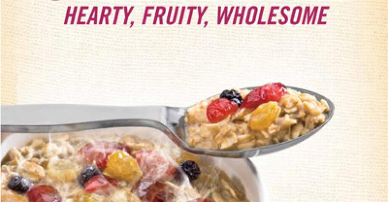 Burger King officially rolls out oatmeal