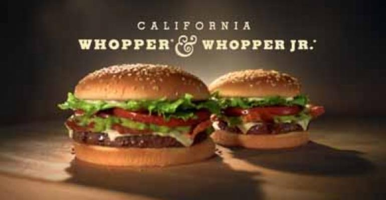 Ad Spot: Burger King without The King