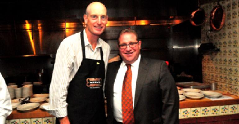 Q&A: Chris Artinian, Morton's The Steakhouse chief executive