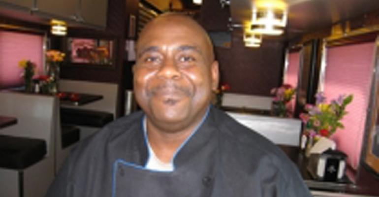 Chef Michael Vaughn