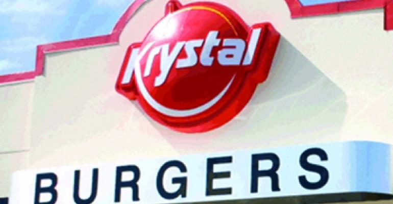 Owners hang 'for sale' sign at Krystal