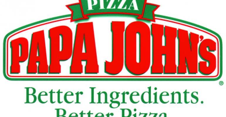 Papa John's revenue up 7% in 2Q