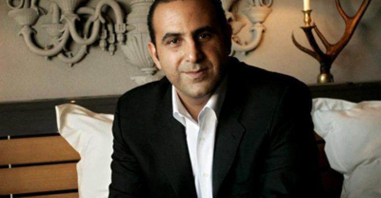 Q&A: Sam Nazarian of SBE