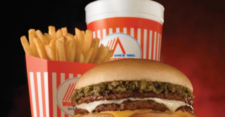 Whataburger rolls out green chile burger LTO