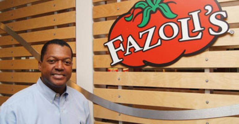 Fazoli's names Al Hodges VP of operations