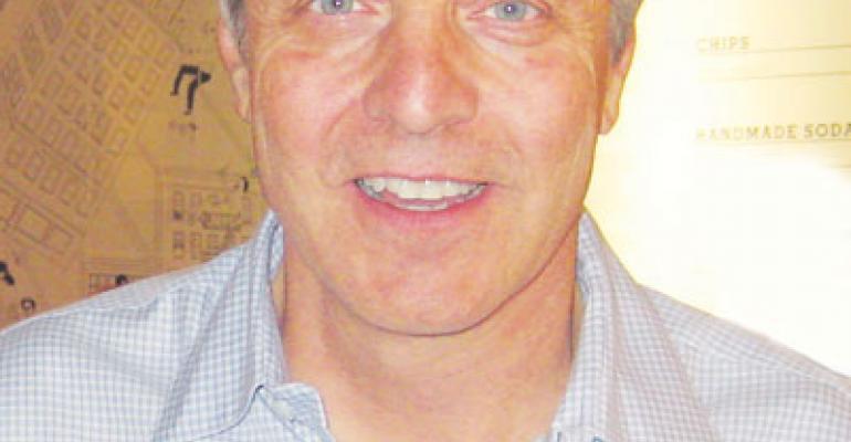 Brad Blum offers to run Cosí for $1