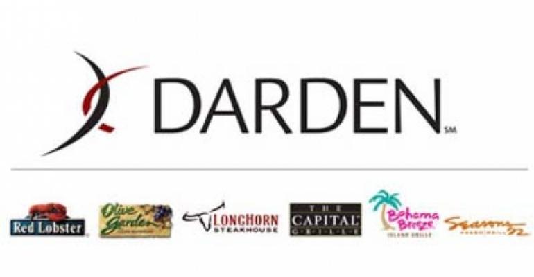 Darden targets Olive Garden's sluggish performance
