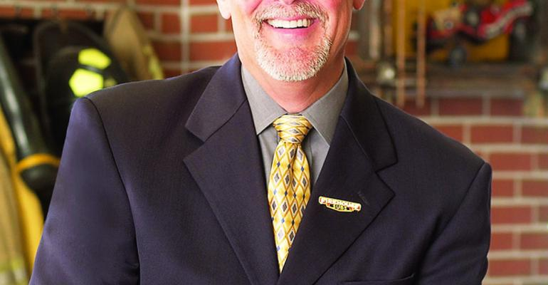 Don Fox of Firehouse Subs named Operator of the Year
