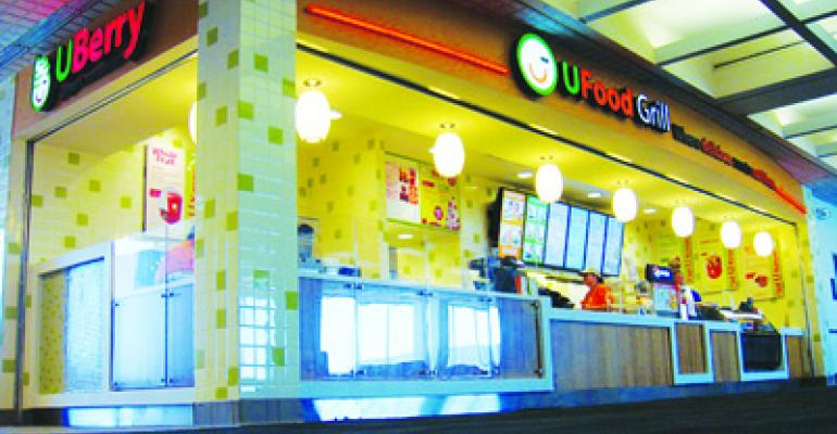UFood to open units on military bases
