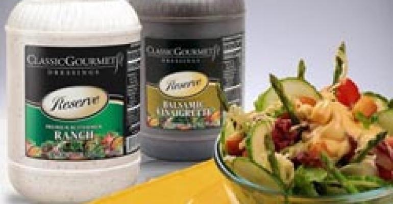 Ventura Foods Classic Gourmet Dressings & Sauces