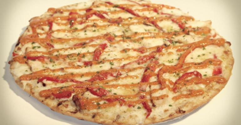 Uno unveils nine-grain pizza crust