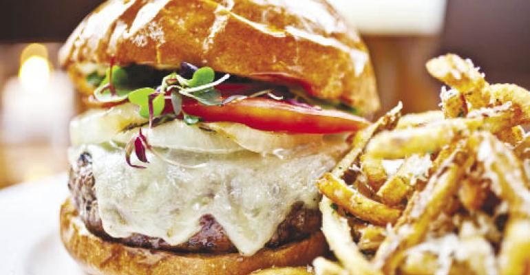 Chefs tinker with beef to find the secret of better burgers