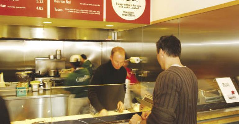 Maintaining momentum in fast casual