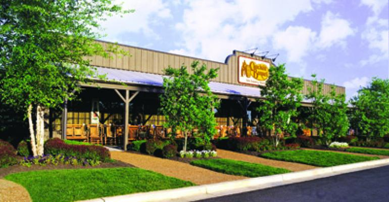 Cracker Barrel targets local customers