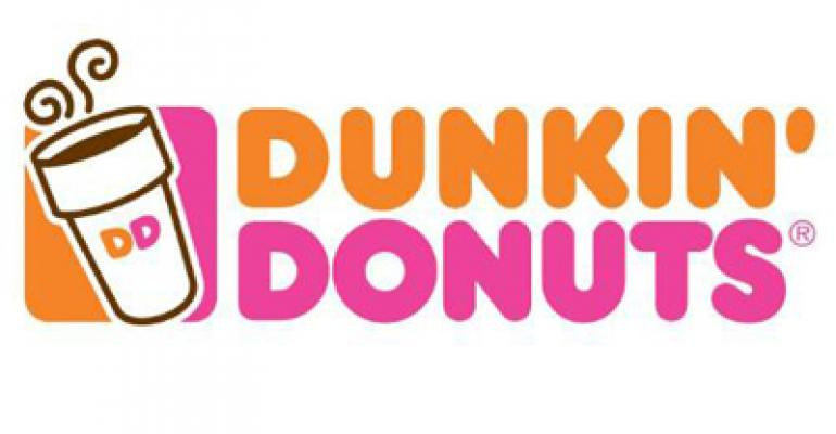 Dunkin' debuts new holiday items