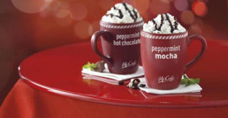 McD unveils new McCafé drinks