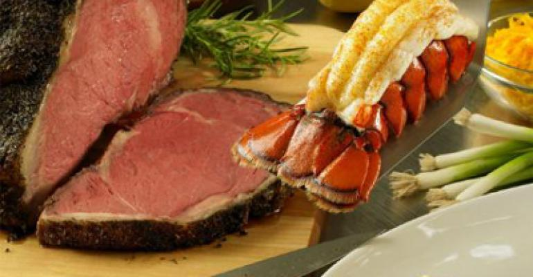 Outback rolls out holiday steak promo