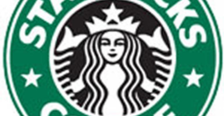 Starbucks' 4Q earnings up nearly 30%