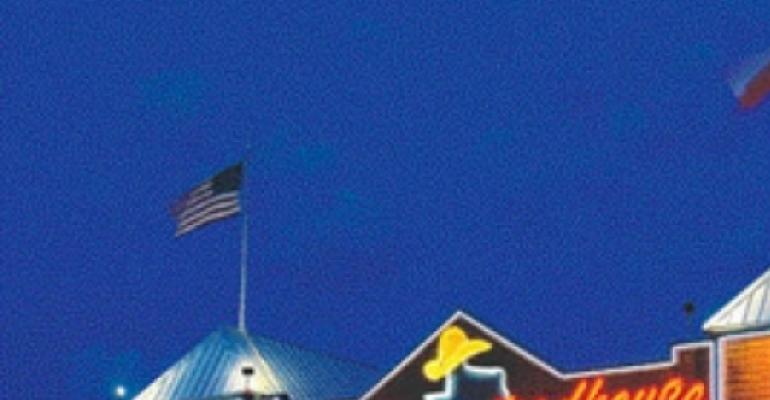 Texas Roadhouse 3Q net up 13%