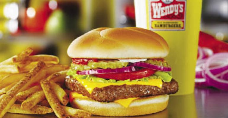 Burger chains battle to lead the pack