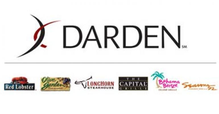 Darden 2Q net falls 28% on soft sales