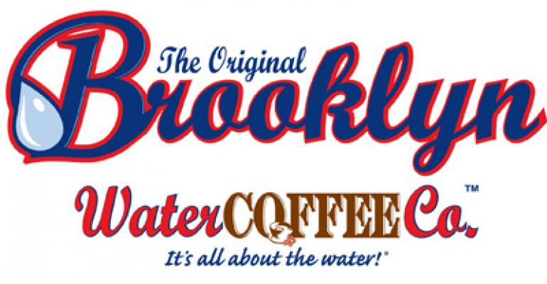 Brooklyn Water Coffee Co. debuts
