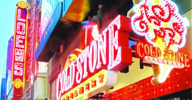 Cold Stone franchisees sue parent company