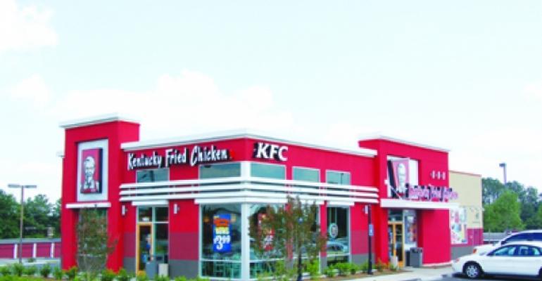 KFC cuts corporate workforce