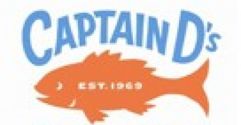 Captain D's initiates new ad campaign