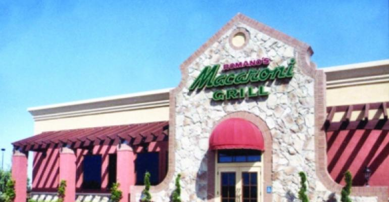 Macaroni Grill rolls out interactive mentoring system