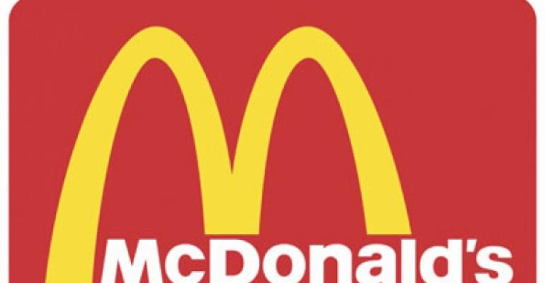 McDonald's tests service of all-day baked goods