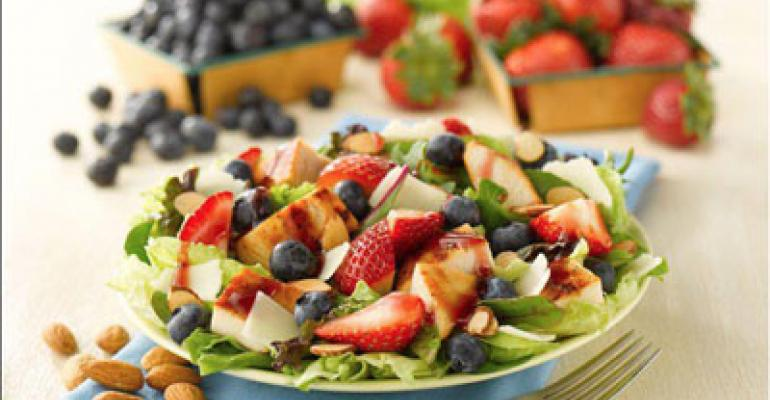 Soup, salads gain favor with consumers