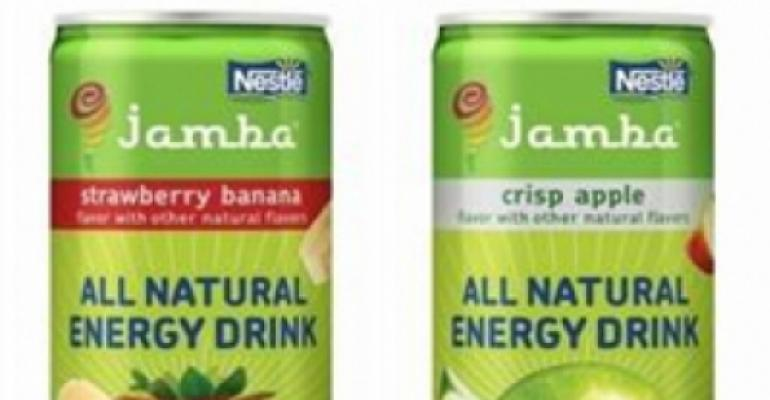 Jamba splits with Nestlé, targets consumer products