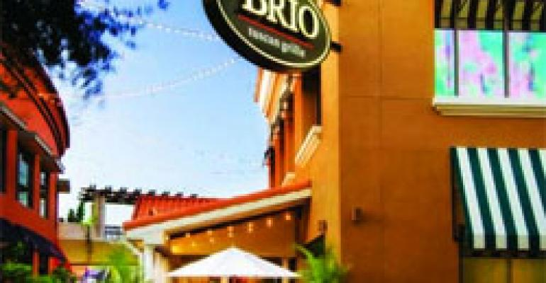 Bravo Brio to focus on front of house