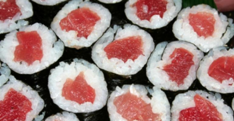 Salmonella outbreak associated with frozen 'scraped' yellowfin tuna mounts