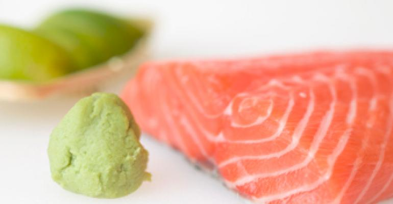 Asian, Latin flavors hot trend for seafood dishes