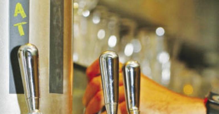Tapping into keg-wine profits