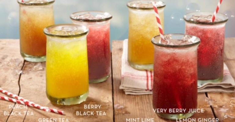 Caribou Sparkling Teas