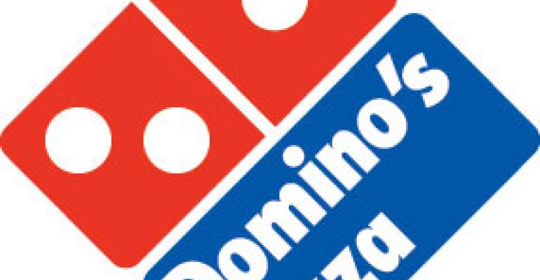 Domino's sets sights on domestic growth
