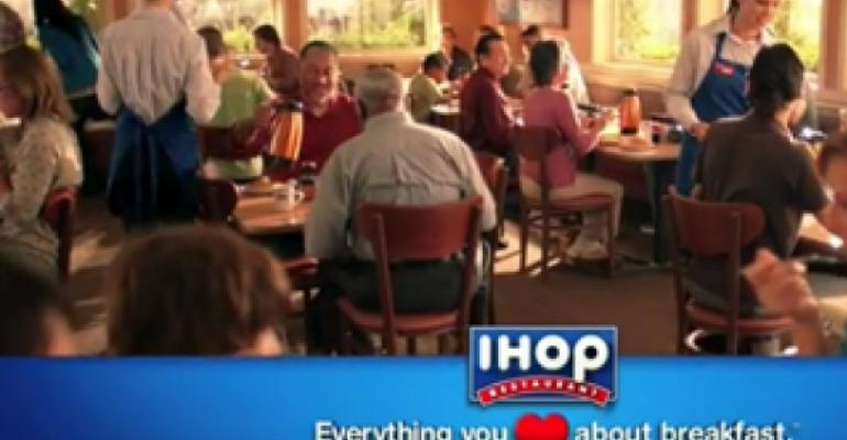 IHOP launches breakfast-focused marketing campaign