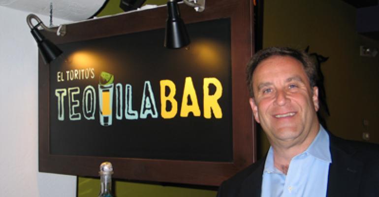 Real Mex CEO David Goronkin steps down